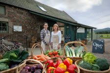 Finzean Farm Shop