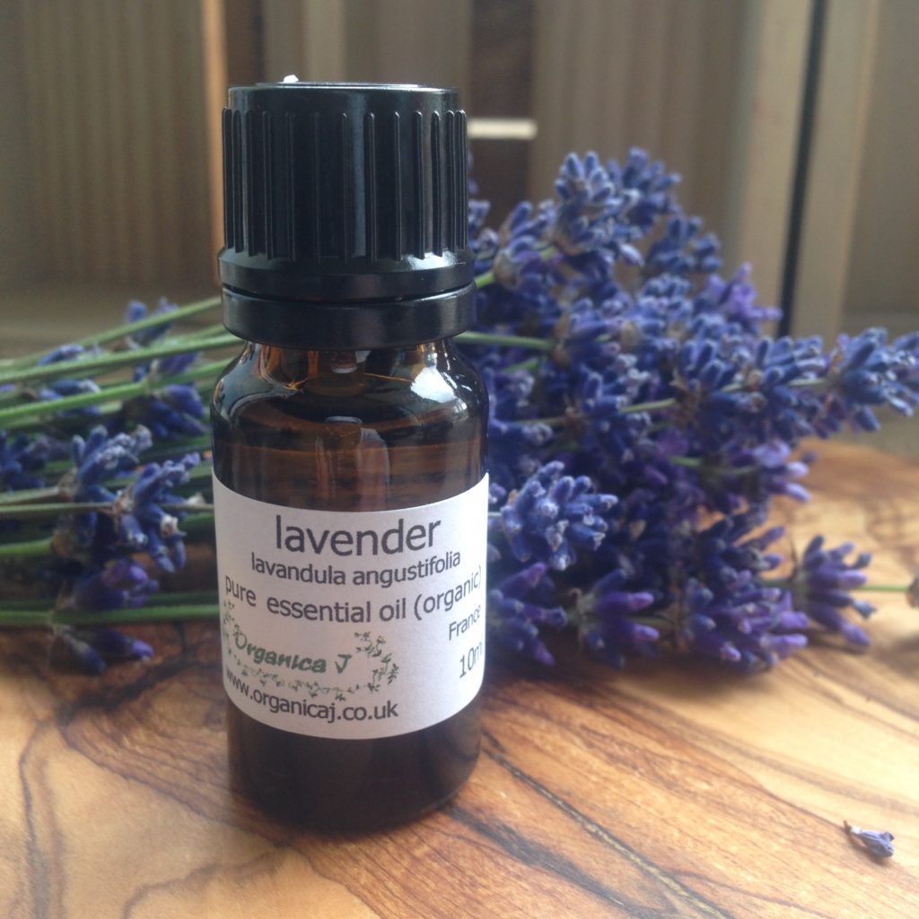 True lavender pure essential oil organic