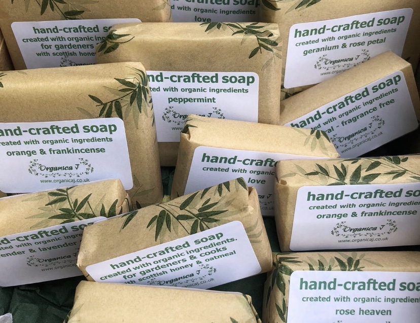 Organic skincare and products