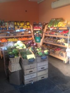Loch Arthur Organic Fruit and Vegetables
