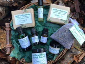 Win a Luxury Organic Christmas Hamper