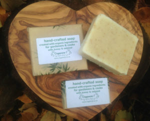 Organic soap - Gardeners and Cooks